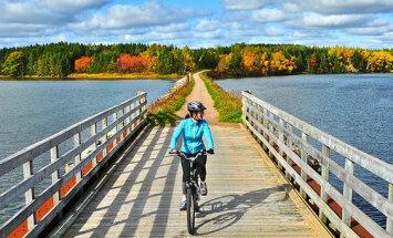 В Канаде открыли туристическую тропу длиной 24 тысячи километров