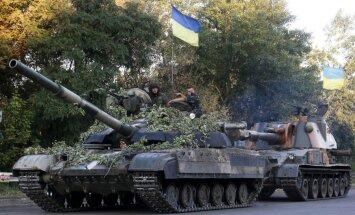 Ukraina soomustehnika