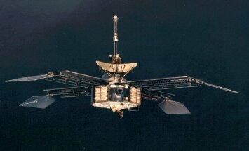 Mariner 4 saatis esimese aparaadina Maale 22 pilti Marsist.