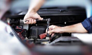 Uuring: suur osa mõne värske mudeli autosid ei pääse ülevaatusel läbi