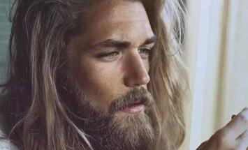 FOTOD: 32 ebamaiselt ilusat habemega meest, kellest jõuluvanale kirjutada!