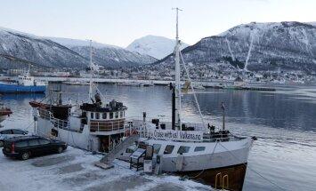 REISIVIDEO: Norra vanas kalalaevas saab nautida arktilist spaaelamust