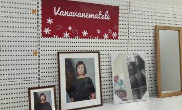 FOTOD: Pood pakub vanavanematele jõuludeks presidendi fotot