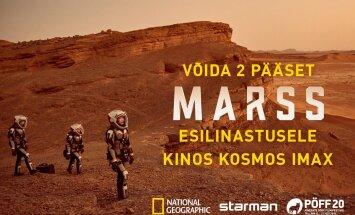 Forte loosib pääsmeid homme toimuvale uue Marsi-sarja esitluspeole!