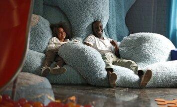 Samuel (Omar Sy) ja Gloria (Gloria Colston) näitavad, et ka isa ja lapse armastus on ilus.