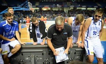 Eesti-Valgevene korvpall 2. poolaeg