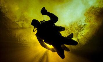 Необыкновенная история спасения дайвера, застрявшего в подводной пещере на двое суток