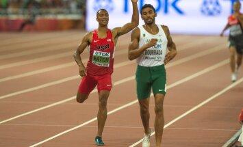 Ashton Eatoni maailmarekordiline finiš