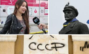 ОПРОС DELFI: Хотели бы вы жить в СССР?