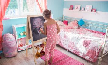 Kuidas kujundada lapsele mängulist, aga samas arendavat tuba?