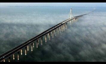 Nõrganärvilistele mittesoovitav! Kas julgeksid neist sildadest üle minna?