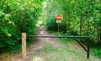 RMK eemaldab kaitse- ja puhkealadelt 17 tõkkepuud
