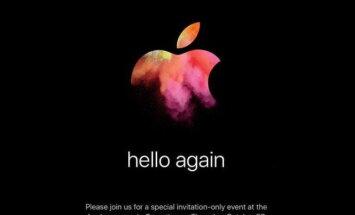 Tahad uute Mac-arvutitega tutvust teha? Nädala pärast saad!