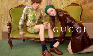 Eesti meesmodelle saadab enneolematu edu! Taavi Mänd poseerib Gucci kampaanias, Mikhail Paschuk töötas eksklusiivselt Louis Vuitton'le ja Pradale