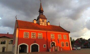 ФОТО читателя Delfi: Латвийская Бауска, которая всегда была мимо