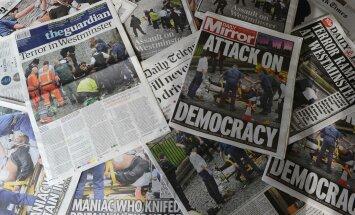 Londoni terrorist oli briti kodanikust islamiradikaal