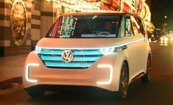 Elektriline Volkswagen BUDD-e läheb tootmisse