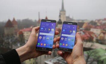 Samsungi uued keskklassi telefonid, Galaxy A5 ning natuke pisem ja vähem võimekas A3