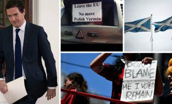 OTSEBLOGI: Mäss leiboristide leeris laieneb, nael jätkab vajumist, Euroopa valmistub teisipäevaseks tippkohtumiseks