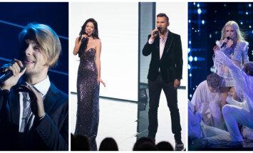 """Вот это результаты! Смотри, кто сразится за возможность выступить на конкурсе """"Евровидение"""" от Эстонии"""