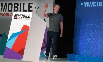Tänavuse mobiilimessi tippuudiseks kujunes Facebooki asutaja ja tippjuhi Mark Zuckerbergi üllatusesinemine. Zuckerberg aitas Samsungil virtuaalset reaalsust reklaamida.