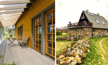 FOTOD | Vaata kauneid ja perspektiivikaid suvekodusid Läänemaal