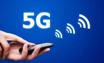 Eesti on üks esimesi ülikiire 5G mobiilse interneti pioneere