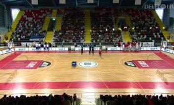 TÄISPIKKUSES: Eesti korvpallikoondis alistas EM-valikmängus võõrsil Portugali