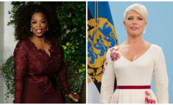 Kas Evelinist tehakse Oprah? Evelin Ilvese ja Oprah vahele saab juba enne endise esileedi autorisaate eetrit mitmeid paralleele tõmmata