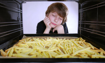 Makaronid, friikad ja limonaad — kuidas teha nii, et laps võiks oma lemmiktoite edasi süüa, kuid need oleks ühtlasi ka tervislikud