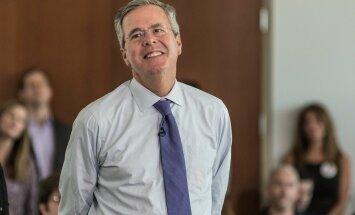Mis riigi presidendiks pürgib Jeb Bush? USA presidendikandidaat säutsus Eesti kohta