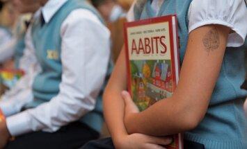 Esimene koolipäev Tallinna  21. Koolis