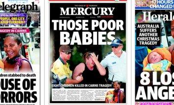 Austraalias kaheksa lapse tapmises kahtlustav ema vahistati
