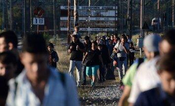 Kaitseliidu spetsialist peab Euroopasse tungivaid põgenikke saastaks, inimrämpsuks ja mugavusprussakateks