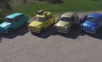 VIDEO: Maanteemuhud vigurdasid Orissaares ja Muhus