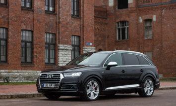 Motorsi proovisõit: Audi SQ7 TDI - enneolematult jabur auto, aga parimaid, mida osta saab