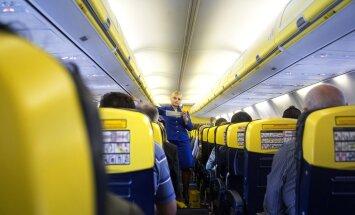 Tõsine oht, mis peidab end lennuki pardal olevas õhus