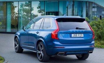 AutoNeti proovisõit: Volvo XC90 - kolm istmerida ja ongi hea