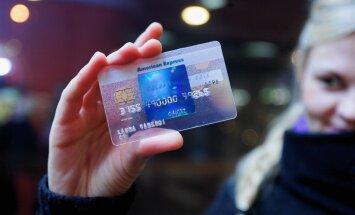 American Express krediitkaart