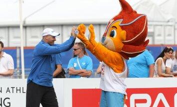 ФОТО: Герд Кантер пробился в финал чемпионата Европы