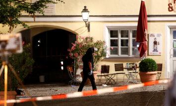 Saksamaal lasi Süüriast pärit varjupaigataotleja end baari ukse ees õhku, viga sai 12 inimest
