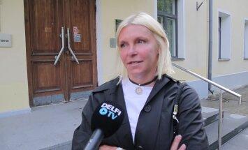 FOTOD JA VIDEO: Lahutusdraama kestab edasi! Oleg Ossinovski jättis kohtusse tulemata, Irinal ei õnnestu Eesti rikkaimast mehest lahutada...