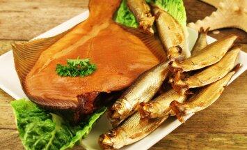 Какую рыбу можно купить в Эстонии и правда ли, что вся она токсичная