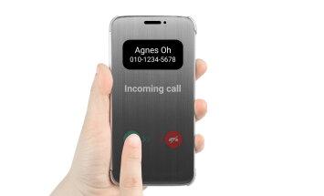 LG kiirustas uudset telefoniümbrist esitlema enne telefonimudeli näitamist