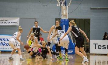 Karikavõistluste naiste finaal: 1182 Tallinn vs Tallinna Ülikool