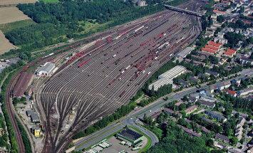 Hagen-Vorhalle: Selline näeb välja üks korralik kaubajaam