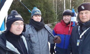 DELFI VIDEO: Neli rallisõpra Rootsis: eestlasi on seekord radade ääres kolm korda rohkem kui mullu