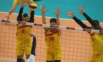 Eesti vs Makedoonia võrkpall