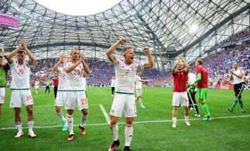 Island vs Ungari