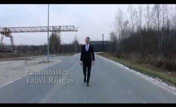PAROODIAVIDEO: Vaata, kuidas koolilapsed peaministri valimiskampania üle nalja viskavad!